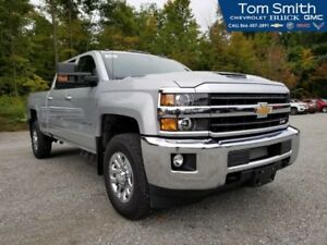2019 Chevrolet Silverado 2500HD LT  - Navigation