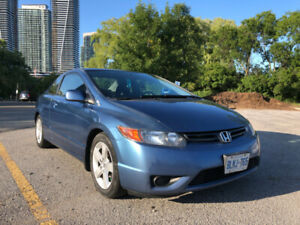 Honda Civic Coupe 2007 LX