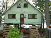 Relocate, Raise or Re-level Your Home or Cottage