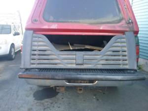 Panneau  de fibre pour camion Dodge