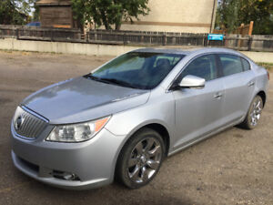 2010 Buick Lacrosse CXL - ONLY 98,000kms