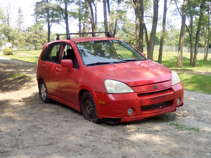 2003 Suzuki Aerio PARTS CAR ONLY