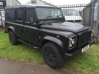 2010 KAHN EDITION LAND ROVER 110 DEFENDER 2.4TDi UTILITY XS