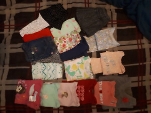 Girls 12-18 month clothing lot