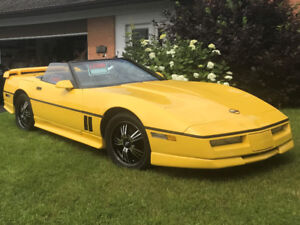 Corvette 1987