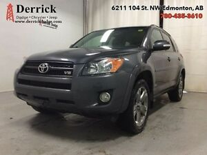 2012 Toyota RAV4 Used Sport Sunroof B/U Cam Power A/C