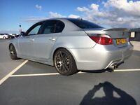 £5500 or swap? 2005 BMW 535d Sport,350bhp/690 torque!Hpi clear!skyline,focus st,r32,vxr,evo,sti,audi