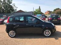 2012(62) Fiat Panda Easy 1.2 8v ( 69bhp ) Black, **ANY PX WELCOME**