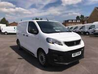 Peugeot Expert 1000 1.6 Bluehdi 95 Professional Van DIESEL MANUAL WHITE (2017)