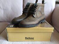 Men's Barbour Boots