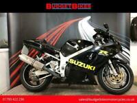 2002 02 SUZUKI GSXR750 749CC GSXR 750 K1