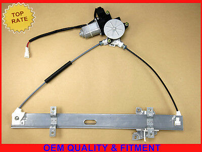 Suzuki Grand Vitara and XL-7 Window Regulator With Motor 99-05 Front Left