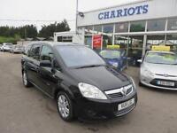 2011 Vauxhall Zafira 1.8 i VVT 16v Elite 5dr