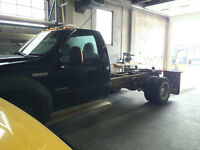 2005 Ford F-450 Super Duty Cab and Chassis 4x4 Diesel