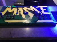 Mame arcade panel