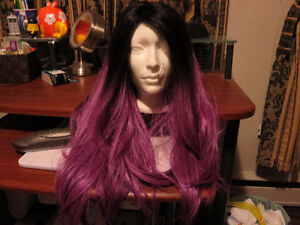 High-end synthetic wig. Looks like real hair! Cambridge Kitchener Area image 2