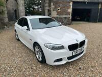 2011 BMW 5 Series 520d M Sport 4dr SALOON Diesel Manual