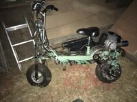 Scooter / pit bike monkey bike quad (offers or swaps )