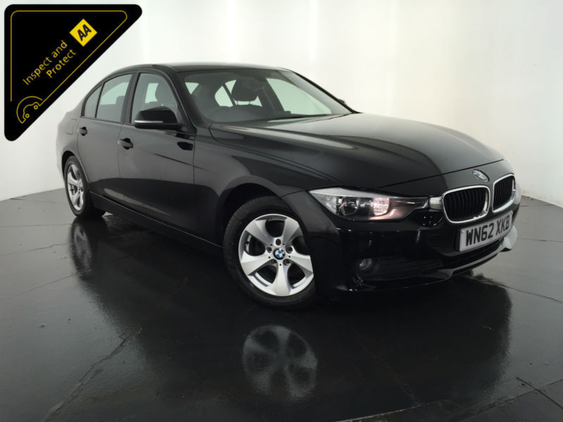 2012 62 BMW 320D EFFICIENT DYNAMICS AUTO 1 OWNER BMW SERVICE HISTORY FINANCE PX