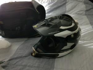 Kim snowcross helmet