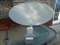SATELLITE TV SALES AND SERVICE