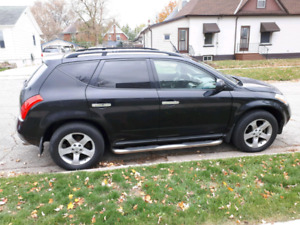 2004 Nissan Murano AWD  Saftied Etested $4500