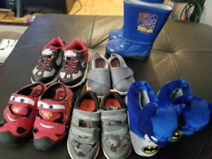 Toddler shoes size 6