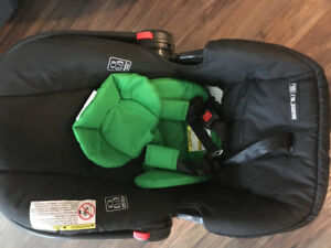Graco unused car seat with booster