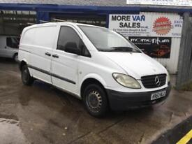 2003 Mercedes-Benz Vito 2.1CDi 109 109CDI van short mot 16th Feb export??