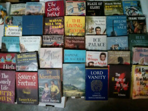 1950s hard cover books with dust jackets lot of 35 $40