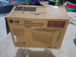 Almost new AC from LG 5000