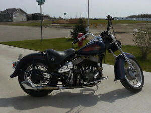 Winter Project - 1942 Harley Davidson WLC 45 Flathead