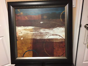 Abstract Art painting for sale Kitchener / Waterloo Kitchener Area image 1