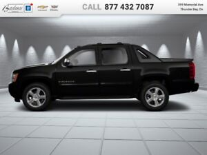 2011 Chevrolet Avalanche 1500 LT  - Bluetooth - $245.60 B/W