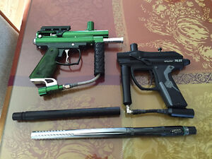 PAINTBALL EQUIPMENT - ALL YOU NEED FOR GETTING STARTED Cornwall Ontario image 1