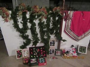 Christmas ornaments and more