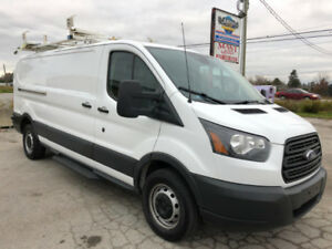 2016 FORD TRANSIT T 350 LOADED CARGO VAN