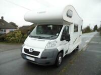 Mobilvetta New Life 5 Berth End Kitchen Motorhome For Sale