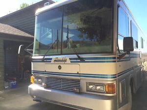 1992 Gulfstream friendship motorhome cummins diesel