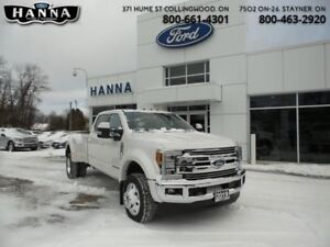 2019 Ford F-450 DRW Super Duty Lariat  Crew Cab *Dual Rear Wheel