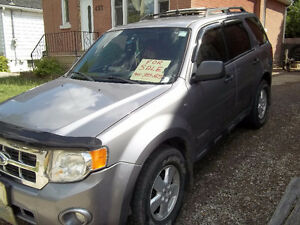 2008 Ford Escape XTL SUV, Crossover