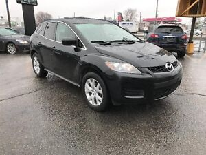 Mazda CX-7 AWD-JAMAIS ACCIDENTER-AUTOMATIC-NOIR 2009