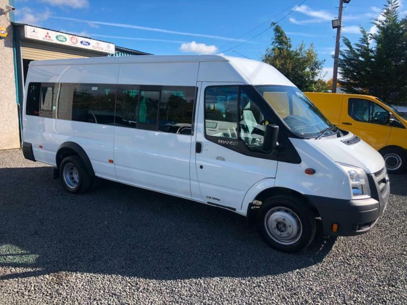 6f7028868a9a50 Ford TRANSIT 17 seater 135 T430 RWD 2013 13 reg PSV TESTED only 85256 miles