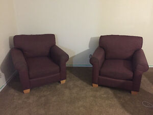 2 chairs for $40 OBO