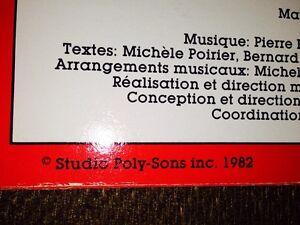 Passe Partout LP record Vinyl Gatineau Ottawa / Gatineau Area image 3