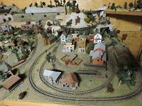 N Scale Trains and Layout Best Offer