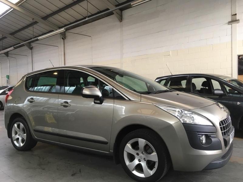 2010 Peugeot 3008 1.6 HDi FAP Sport SUV 5dr