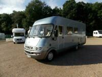 Hymer B655 Starline 2.7 CDi Auto Motorhome.SORRY NOW SOLD!!