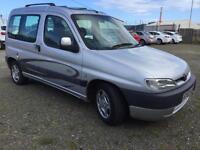 Peugeot Partner 1.9D Quiksilver 55,000 miles