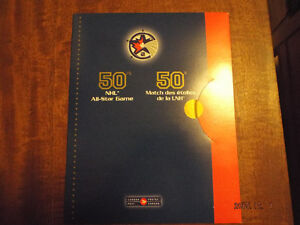 2000 - 50th NHL - All Star Game Stamps - Original Sealed Package